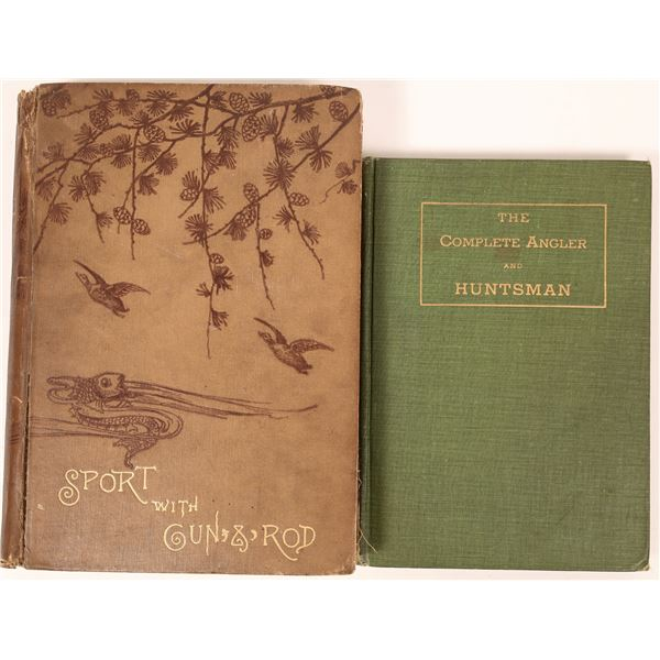 Books on Hunting & Angling  [136804]