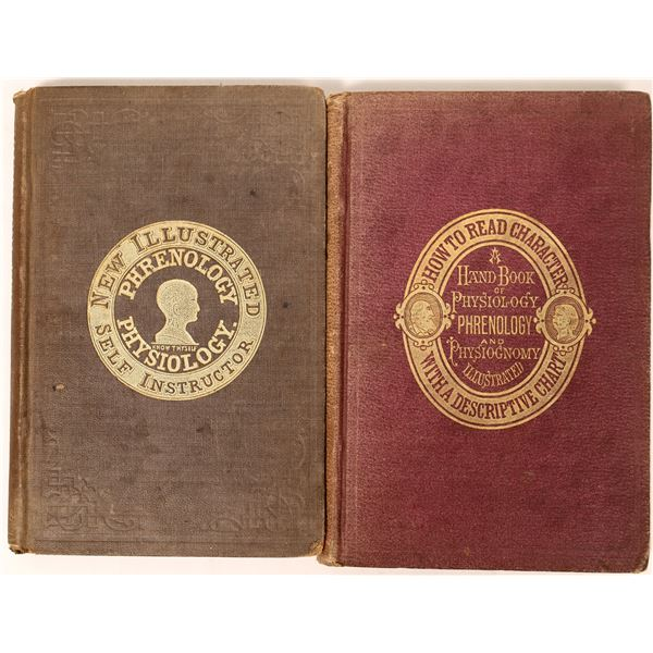 Early Psychological Profiling Books (2)  [135850]
