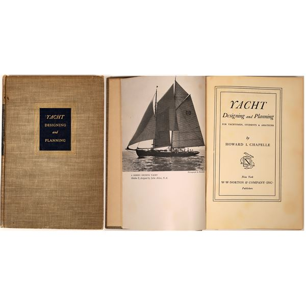 Yacht Design & Planning Guide  [135973]