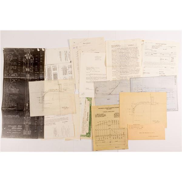 Anaconda Mining Co, Documents  [50322]