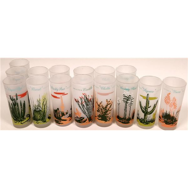 Tumbler Glasses from the McGill Club  [135009]