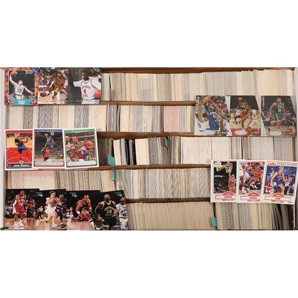 Basketball Card Collection  [135059]