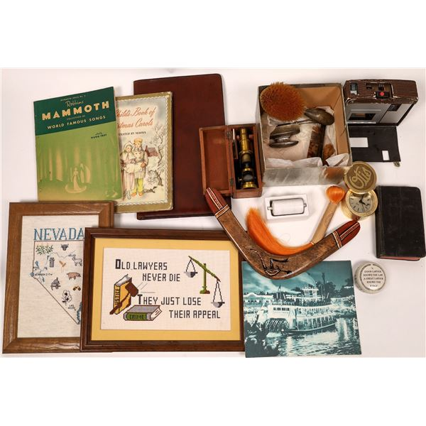 Grab Bag of Antiques and Collectibles  [137448]