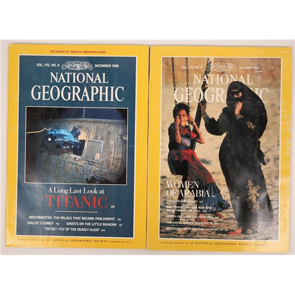 National Geographic Titanic Issues - 2  [135620]