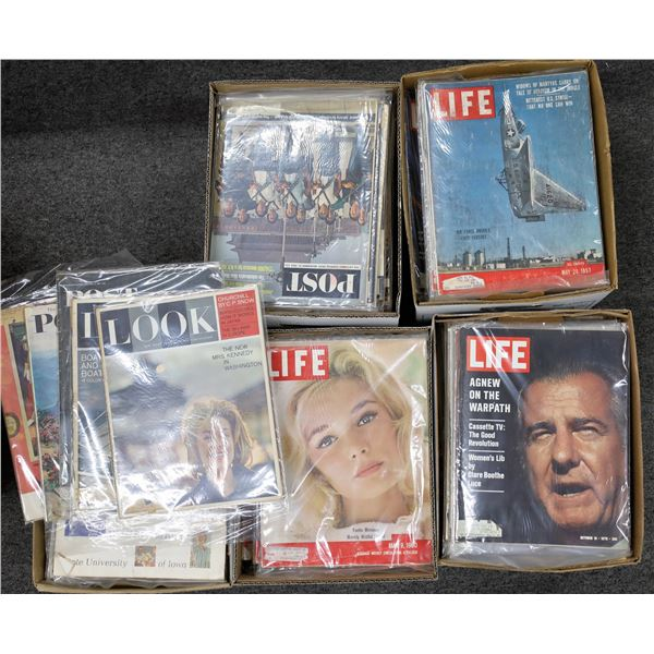 News Magazines of the 1950s & 1960s  [138831]