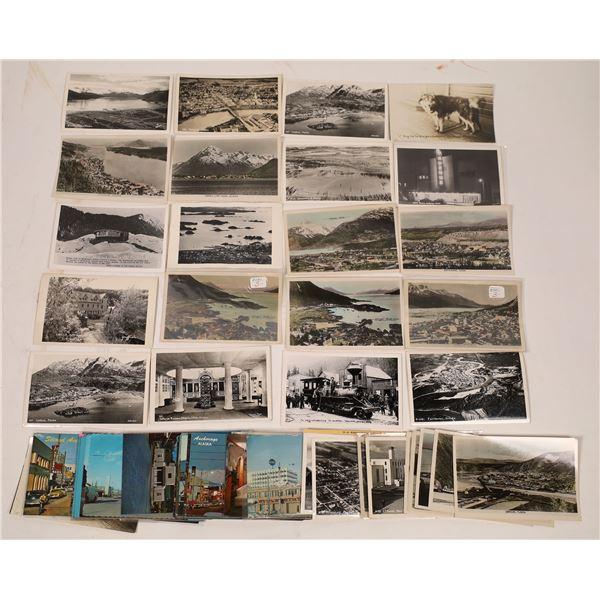 Alaska Postcard Collection (100+)  [137755]