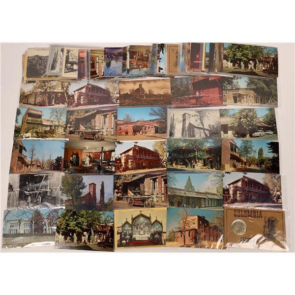 Columbia California Postcard Collection (100+)  [137856]