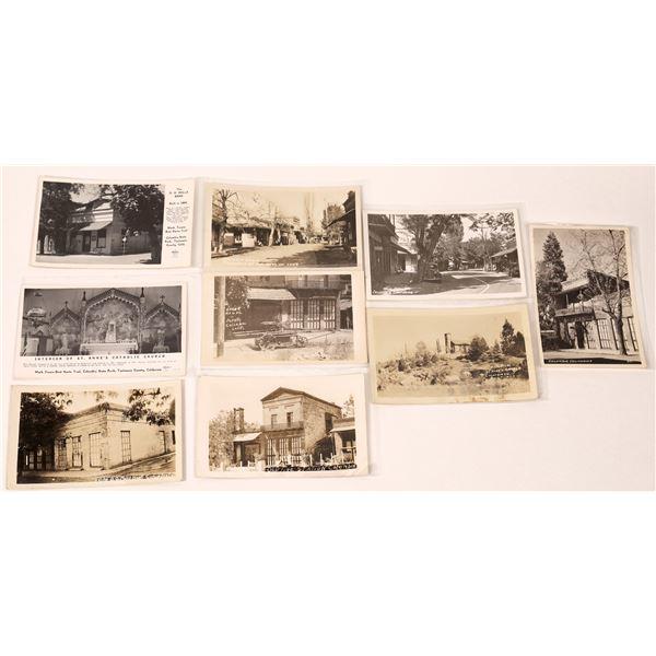 Columbia, California, Real Photo Postcards- 9  [138918]
