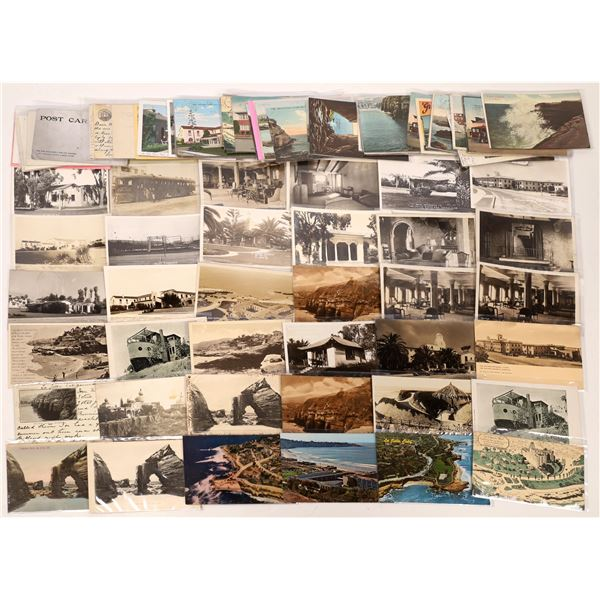 La Jolla Postcard Collection  [133666]