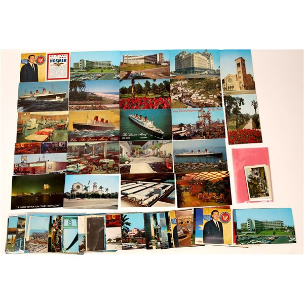 Long Beach Post Card Collection - Modern  [137960]