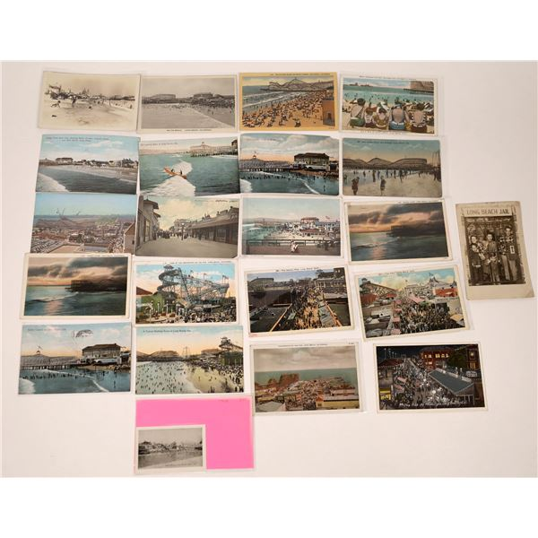 Long Beach - Pike Post Card Collection  [137965]