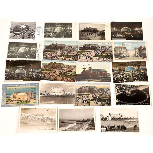 Long Beach Auditorium Post Card Collection  [137972]
