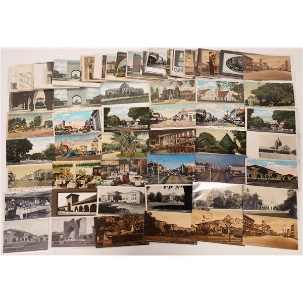 Stanford/Palo Alto Postcard collection  [133714]