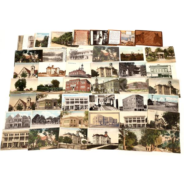Red Bluff Vintage Postcard Collection  [137842]