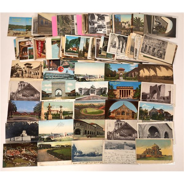 Stanford University Post Card Collection  [138130]