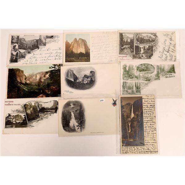 Yosemite Pioneer Postcard Collection  [132558]