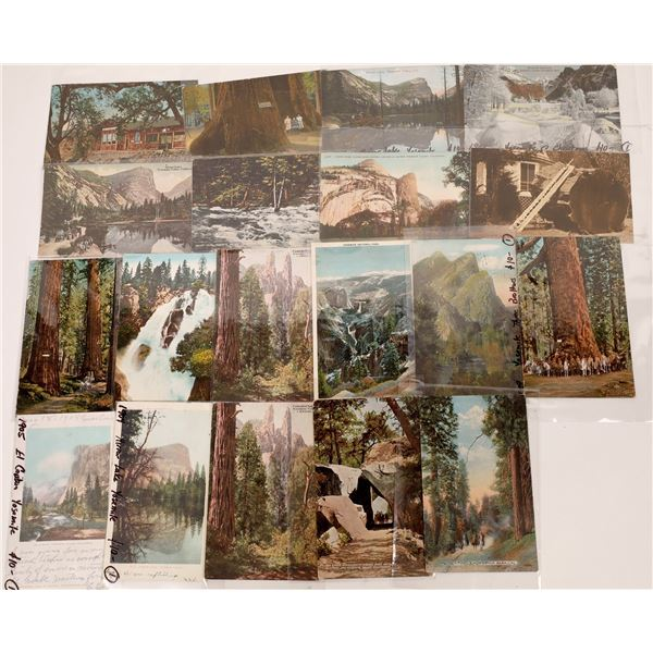 Yosemite Postcards - 19  [136034]