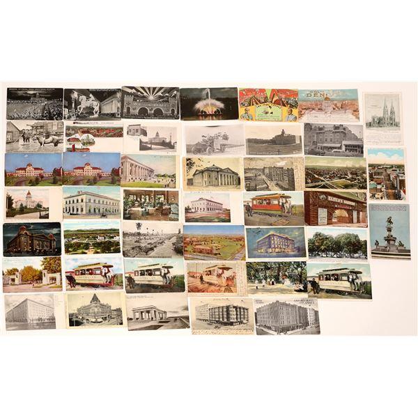 Denver Postcard Collection  [135133]