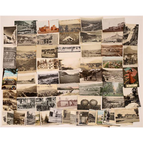 Colorado Postcard Collection  [133694]