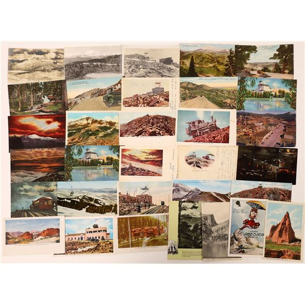 Pike's Peak Postcard Collection  [133696]