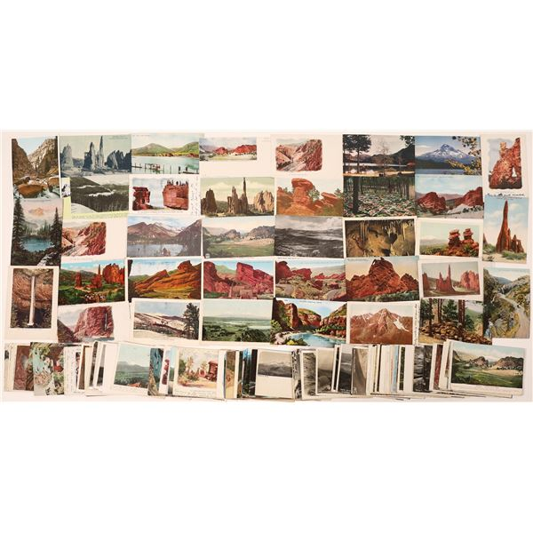Scenic Colorado Postcard Collection  [135131]