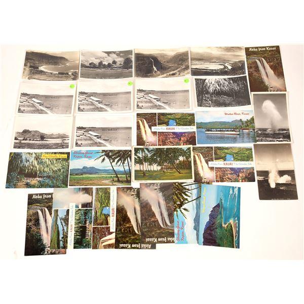 Hawaii Postcard Collection: Kauai  [136155]