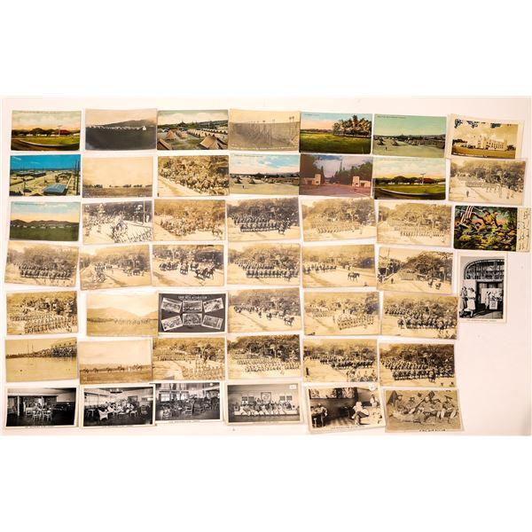 Hawaii Postcard Collection: Military  [133679]