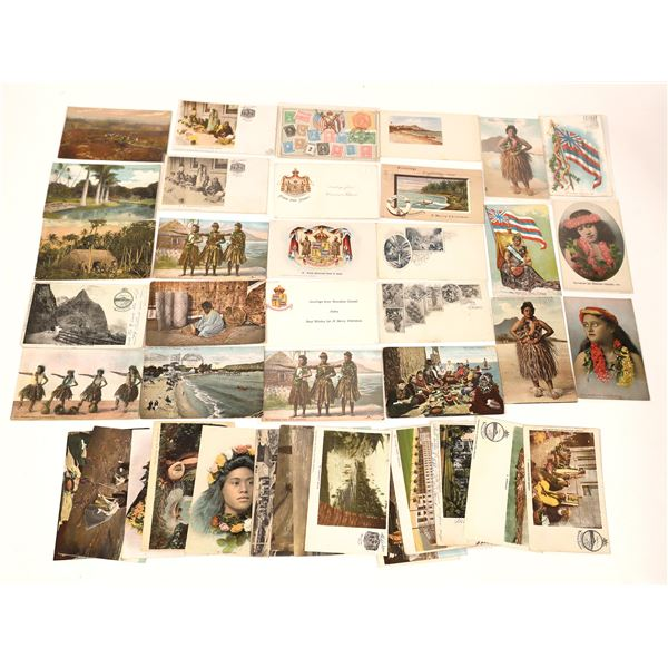 Hawaii Postcard Collection: Private Mailing Cards  [136162]