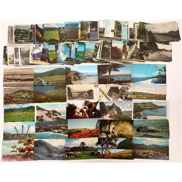 Hawaii Postcard Collection: Scenic Views  [133674]