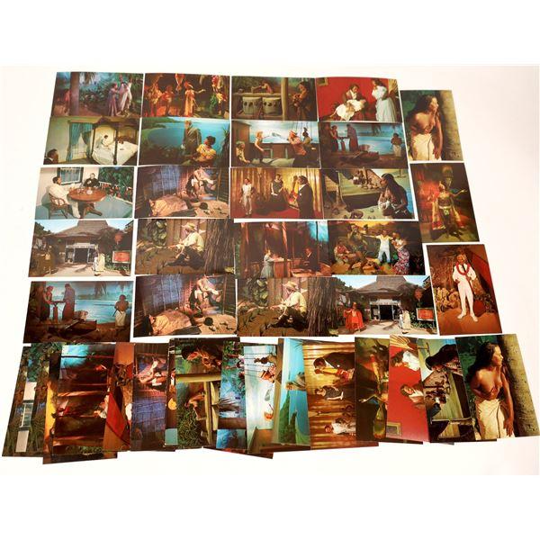 Hawaii Postcard Collection: Wax Museum Views  [136151]