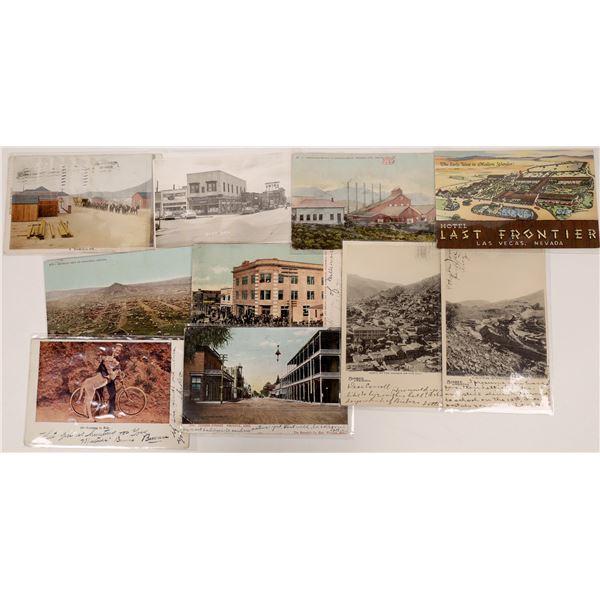 Nevada-Arizona Postcards - 10  [136035]
