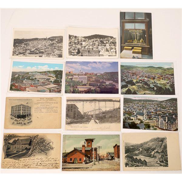 Lead South Dakota Postcard Collection  [133706]