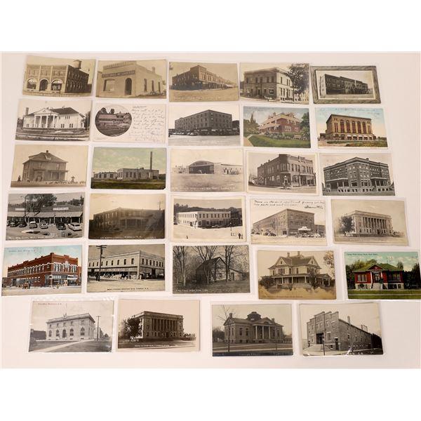 Buildings of South Dakota Postcard Collection  [135137]