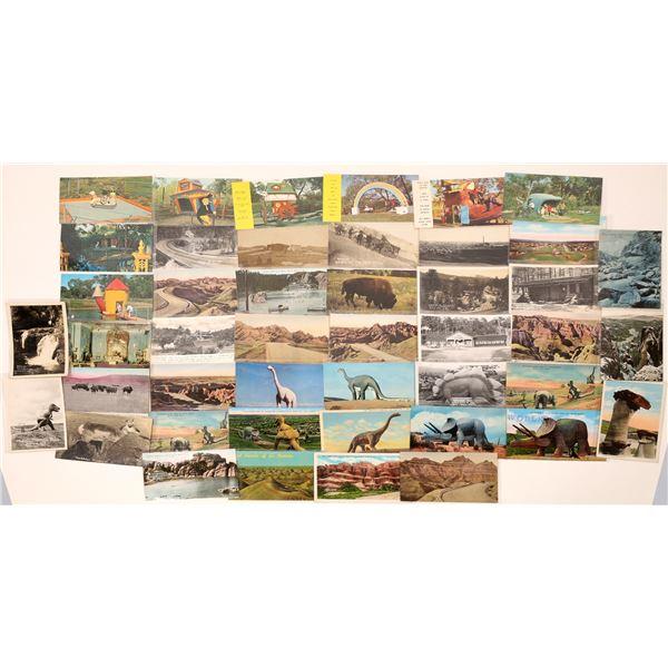 South Dakota Postcard Collection  [135134]
