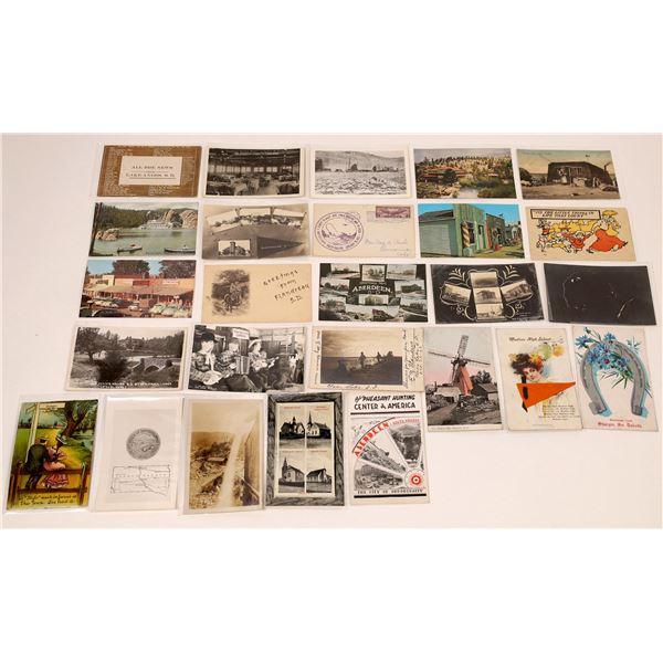 South Dakota Postcard Collection  [135144]