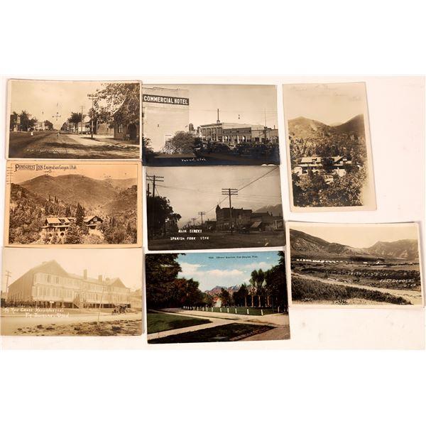 Small Town Utah Postcards  [138948]