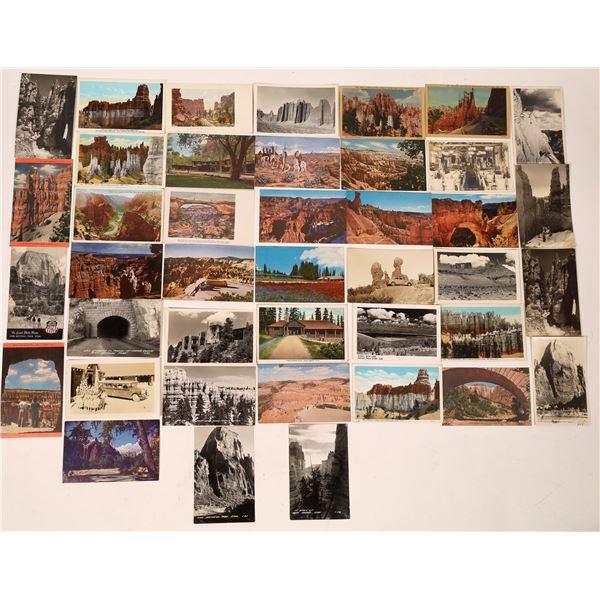 Utah Parks Postcard Group  [138978]