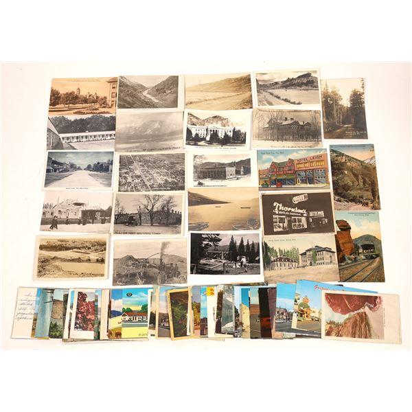 Utah Postcard Collection  [138947]