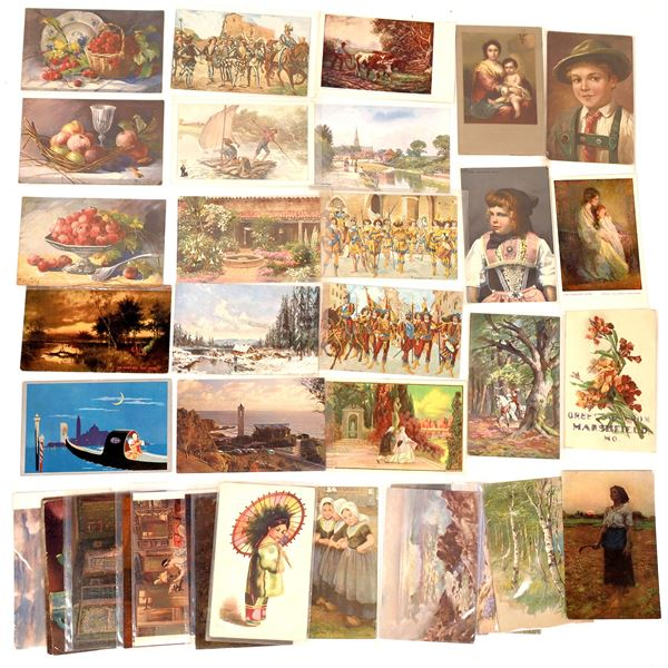 Art Postcards (38)  [136526]
