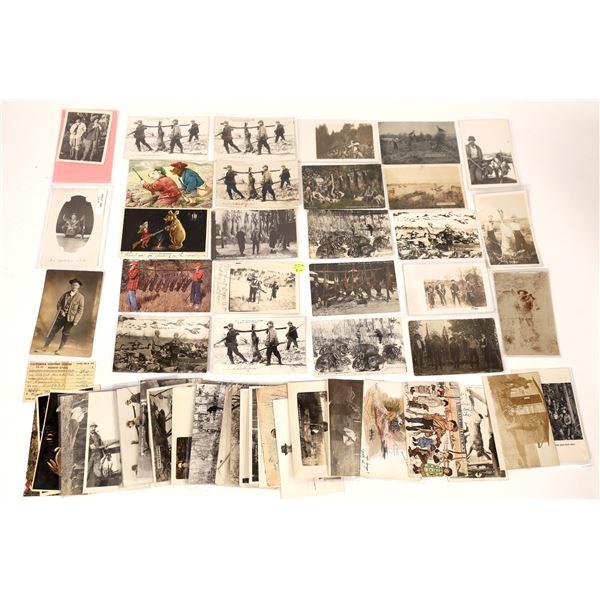Postcards of Hunters  [137941]