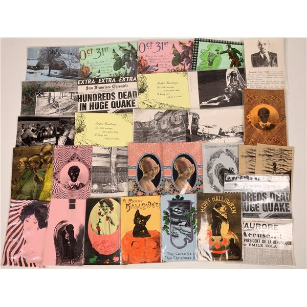 Gary Dixon Postcard Group - 21  [137677]