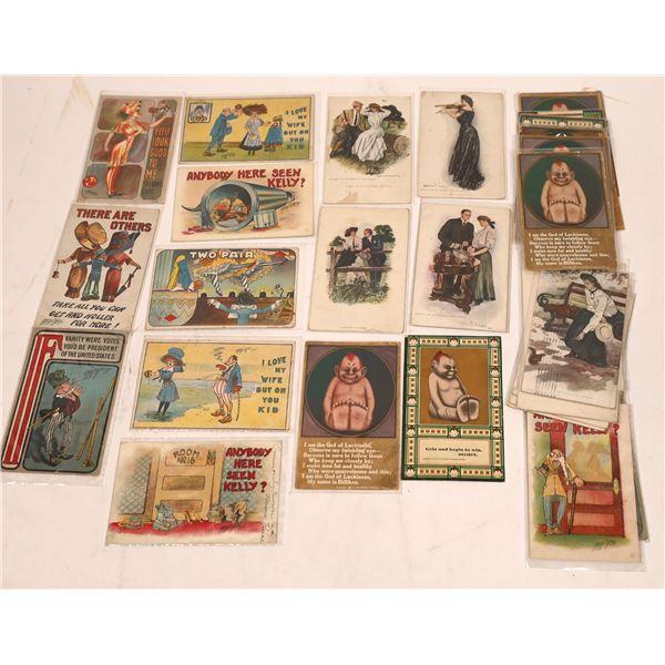 Prag Signature Art Postcard Group (40)  [136517]
