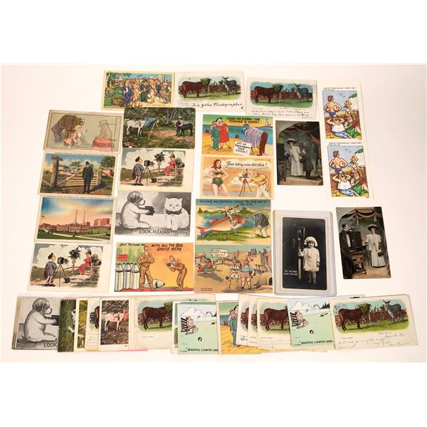 Postcards About Taking Photographs ~ 43  [137689]