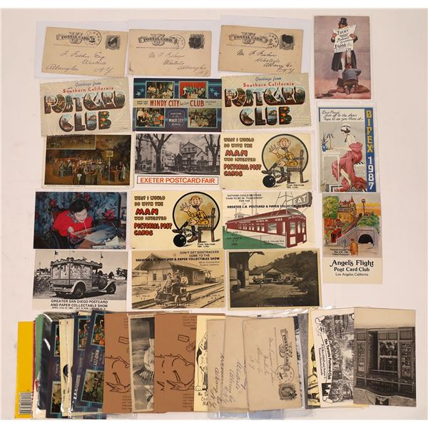 Postcards about Postcards ~ 70  [137685]