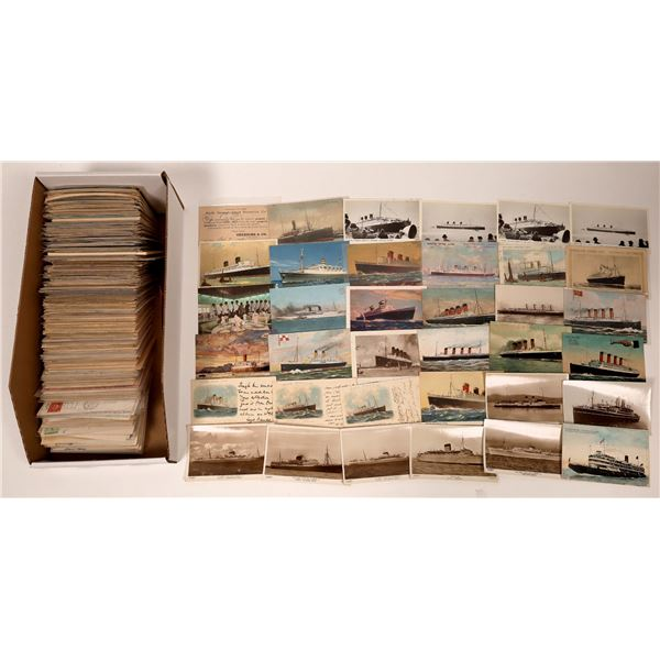 Ships and Shipping Postcards ~ 500  [138804]