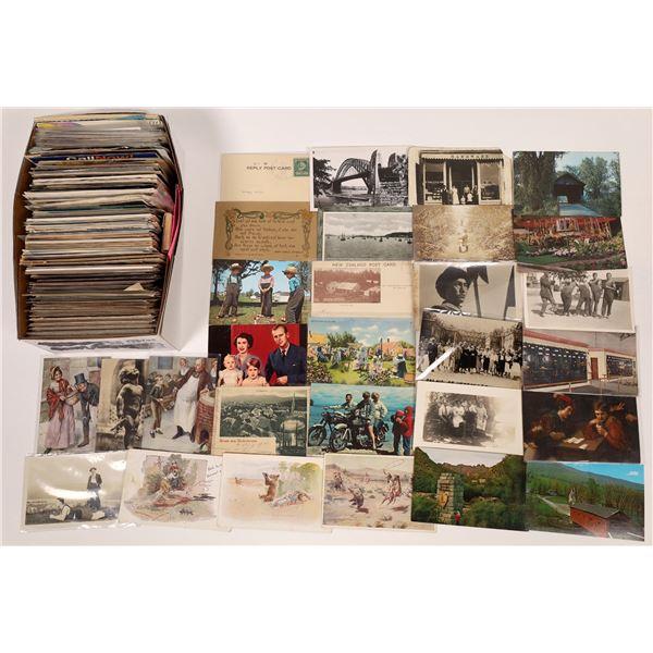 Unsorted Grab Bag #2 -- Variety Postcards ~ 400  [138795]