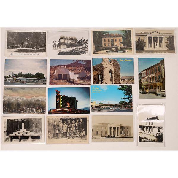 Western Nevada Postcards (15)  [129996]