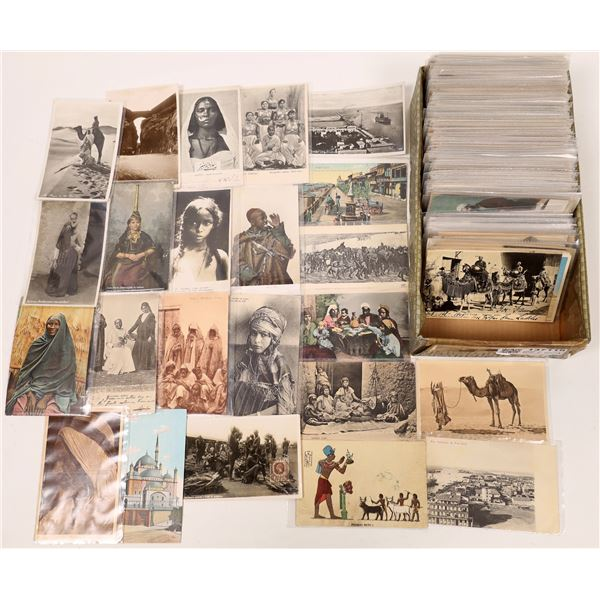 Africa Postcards ~450 to 500  [137116]