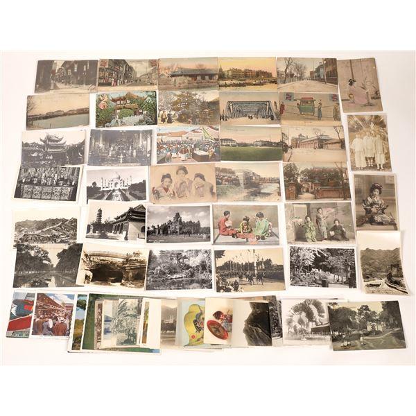 Exotic Places Postcards - Far East & Southeast Asia ~ 78  [138920]