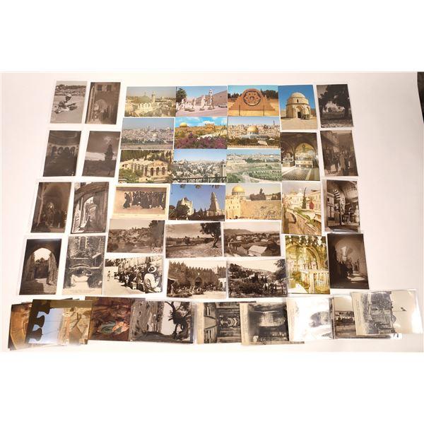 Postcards of Jerusalem: Vintage and Modern  [137954]